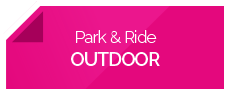 Park and Ride Outdoor Airport Car Parking